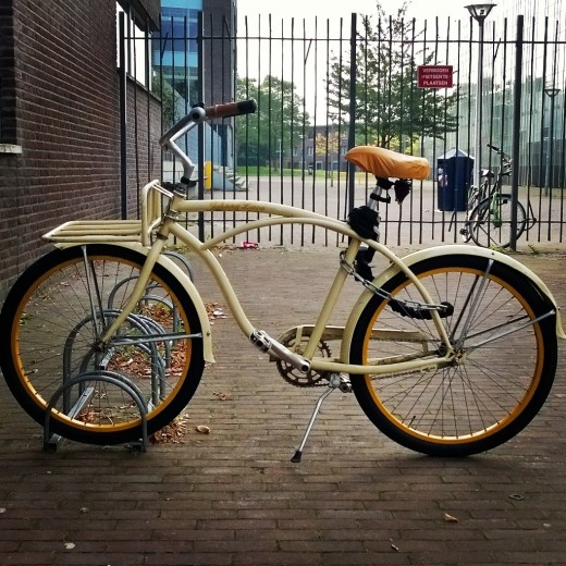 Johnny Loco Cruiser, the only Dutch brand I know specialized in Cruisers
