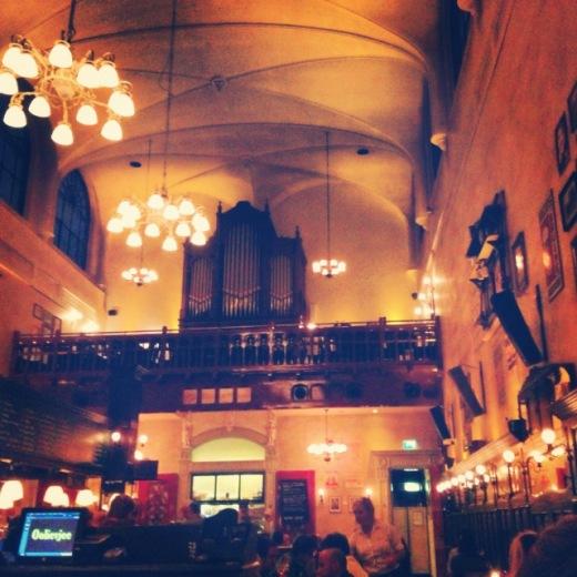Cafe Olivier - Holly Belgium Beer